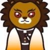 【鬼滅の刃風】煉獄杏寿郎っぽい*ライオンのイラスト【無料】